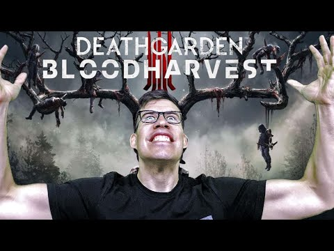 Suck That Blood - Deathgarden: Bloodharvest Gameplay