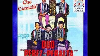 EYUNA CHE CONSOLA - DÚO:PEREZ-PERALTA Y SU CONJUNTO PARAGUAYO - Discos Cerro Cora