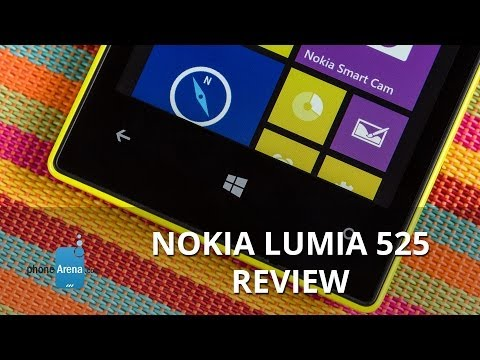 Nokia Lumia 525 Review