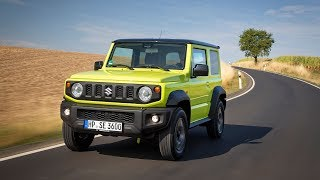 2019 Suzuki Jimny first drive review