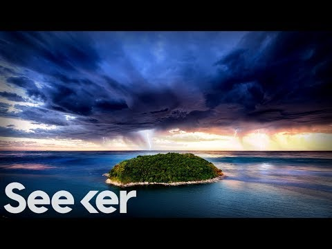Seeker:  When an Island Completely Disappears, It's Kind of a Big Deal…