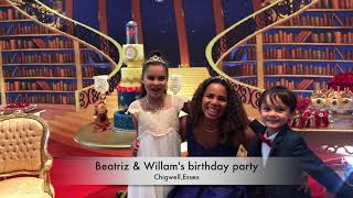 Beatriz & Willam's birthday party