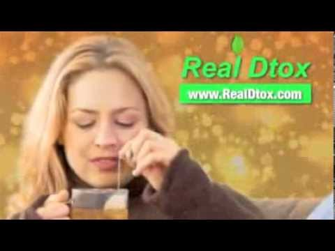 Drinking Tea To Cleanse - What Is The Best Herbal Tea To Drink? http://www.realdtox.com
