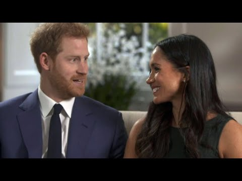 Meghan Markle and Prince Harry's first TV interview in full
