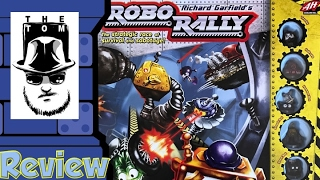 Robo Rally Review - with Tom Vasel