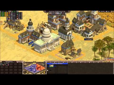 Gameplay de Rise of Nations: Extended Edition