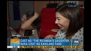 Celebrities interact with their fans online | Unang Hirit