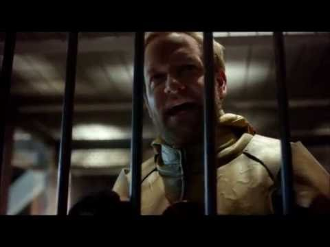 Reverse Flash explains Flashpoint to Barry