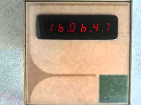 Vetinari Digital Clock | Entertaining Hacks