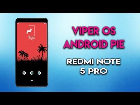 Viper4Fx on Android P 9 0 Pie - смотреть онлайн на Hah Life