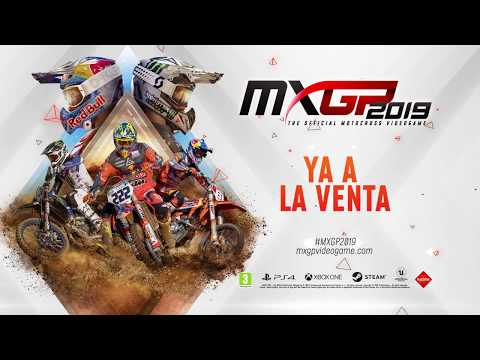 VIDEO: Official TRAILER for MXGP 19. Available NOW.