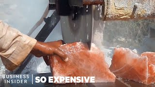 Why Pink Himalayan Salt Is So Expensive | So Expensive