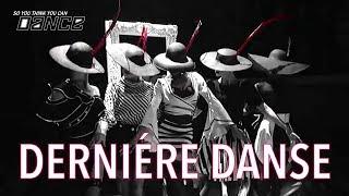 Derniere Danse - Indila | SYTYCD Season 14 | Brian Friedman Choreography