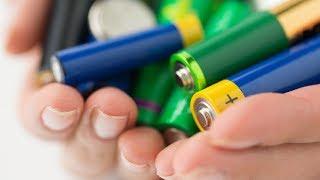 Ξέρεις πόσα m³ νερού προστατεύεις με κάθε μπαταρία που ανακυκλώνεις; Title