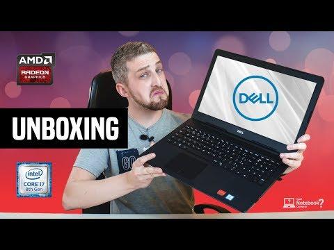 Unboxing Notebook Dell Inspiron I15-3583-M30P e u30P primeiras impressões