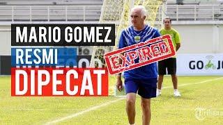 5 Faktor yang Buat Mario Gomez Dipecat dari Persib Bandung