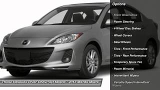 2013 MAZDA MAZDA3 White Bear Lake, MN 33557