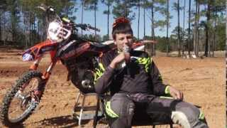 2014 Day in the Life of Jesse Kirchmeyer at AMX Park