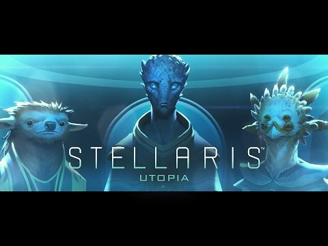 "Stellaris: Utopia ""Path to Ascension"" Release Date Reveal Trailer thumbnail"