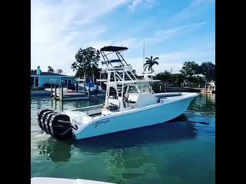 Yellowfin 39 OFFSHORE video