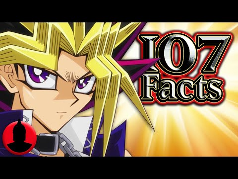 107 Yu-Gi-Oh Facts YOU Should Know! - Anime Facts! (107 Facts S6 E20)