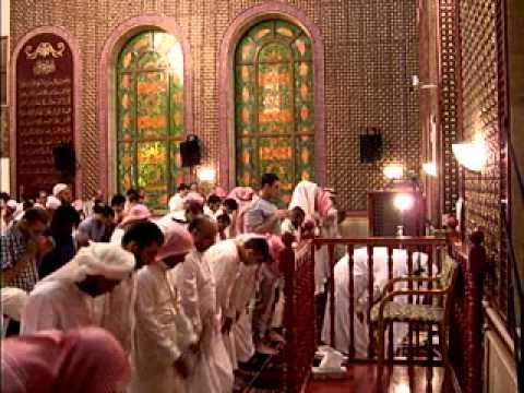 أحمد العجمي صلاة التراويح 25 رمضان 1431  2010 جزء1