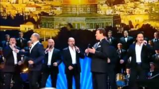 Хор Турецкого и Иосиф Кобзон - Tum Balalaika