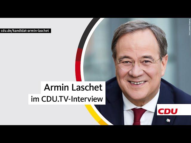 Wymowa wideo od Laschet na Niemiecki