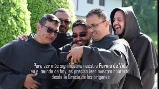 Renovamos nossa Forma de Vida/ Frades OFMconv COLOMBIA