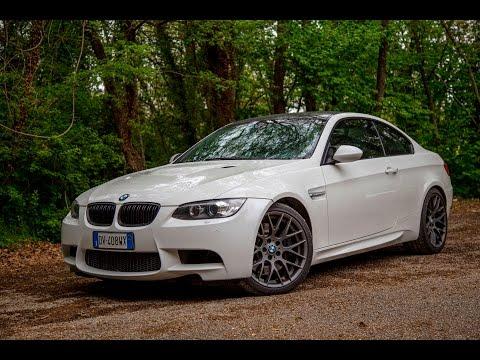 BMW M3 E92 V8 - Davide Cironi Drive Experience (ENG.SUBS)