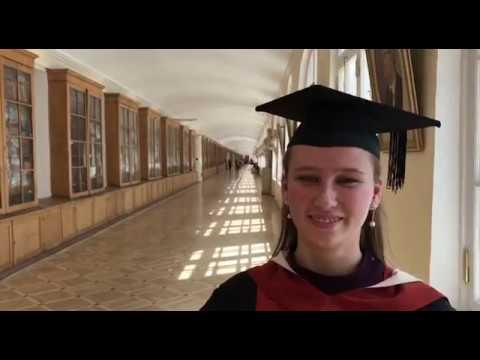 Наши стипендиаты - выпускники-2018: Надежда Никифорова