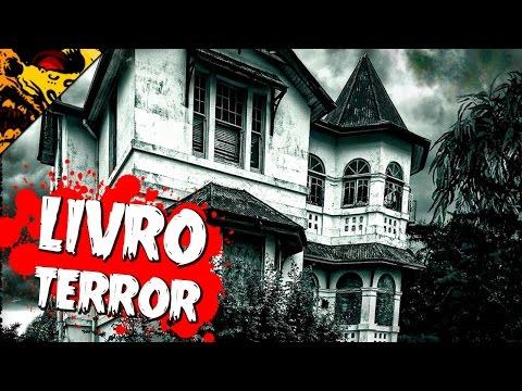 HORROR NA COLINA DE DARRINGTON por M.V. Barcelos | #Livros de Terror