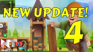 NEW UPDATE WITH FREE RUBIES | Castle Revenge