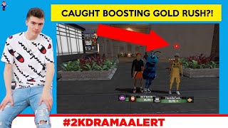 2K PLAYERS ERUPT AFTER HANKDATANK EXPOSED FOR BOOSTING AGAIN!? #2kDramaAlert
