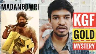KGF Gold Mystery | Tamil | Madan Gowri | MG