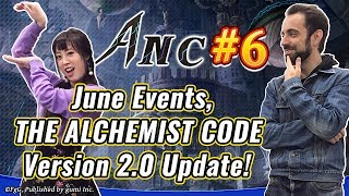 [ANC] Episode 6 of THE ALCHEMIST CODE News Channel