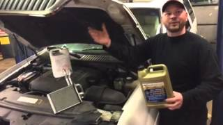 How often should I change my antifreeze?