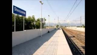 preview picture of video 'Annunci Treni alla Stazione di Stezzano'