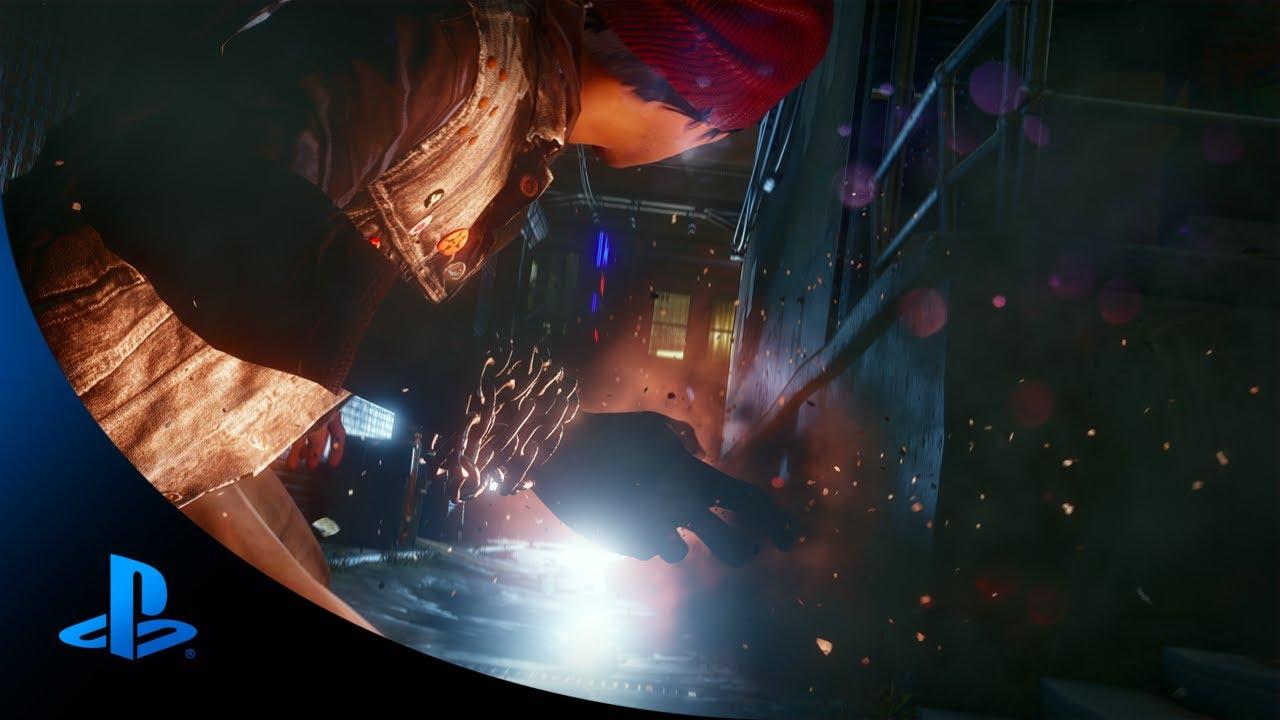 inFAMOUS: Second Son Anunciado Para o PlayStation 4