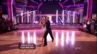 Kellie Pickler & Derek Hough - Cha Cha -Week-1