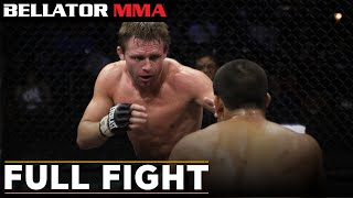 Bellator MMA: Joe Warren vs. Joe Soto FULL FIGHT