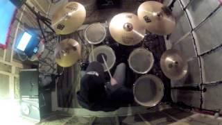 Swift and Unforgiving- Boys Night Out Drum Cover