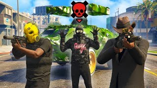 THE BOUNTY PROTECTION PROGRAM! | GTA 5 THUG LIFE #193