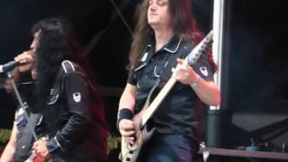 """Anthrax - """"Lone Justice"""" - Food Truck Rock Carnival 2015"""