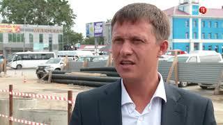 Дмитрий Судник: ремонт Вокзальной и других улиц
