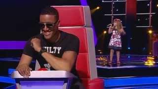 Luana Velasques - Não me Toca - The Voice Kids