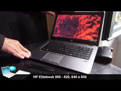 HP Elitebook 800 - 820 840 e 850