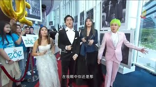Star Awards 2019 - SPOP Performs Best Theme Songs Medley