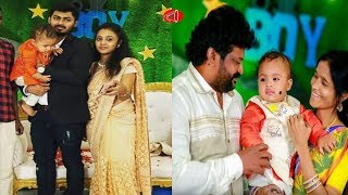 Amrutha Pranay Son Nihaan Pranay First Birthday Grand Celebration Moments | Gossip Adda