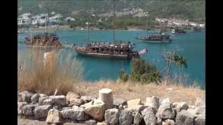 preview picture of video 'Tisan (Aphrodisias) Mersin/Türkei 2011'